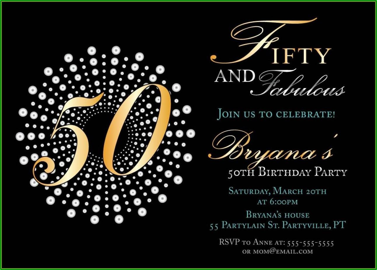 Editable 75th Birthday Invitations Templates Free