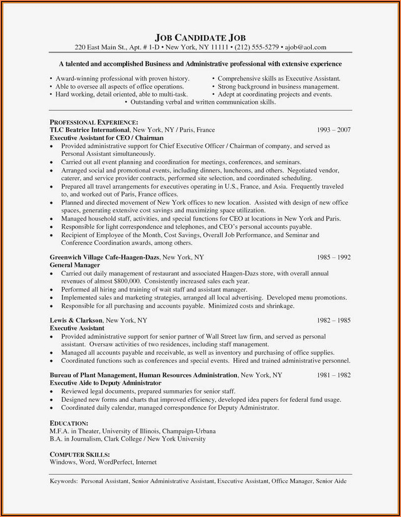 Employee Background Check Consent Form