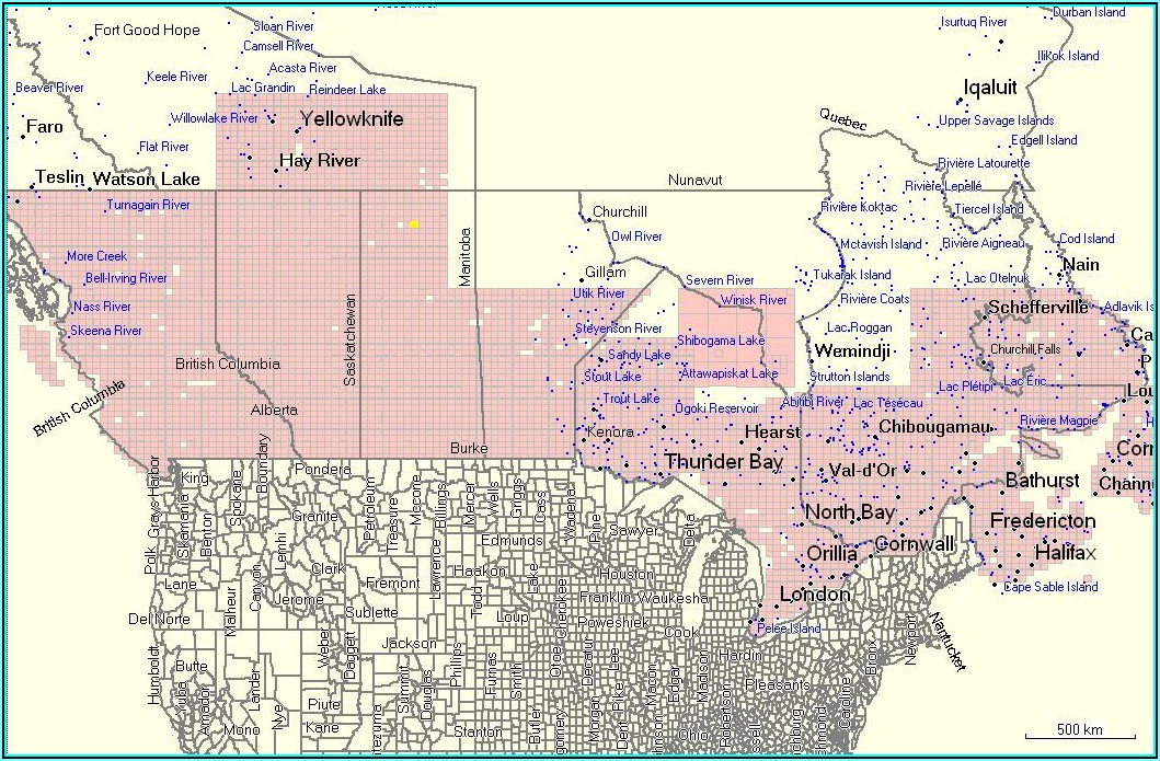 Free Canada Topo Maps For Garmin Gps