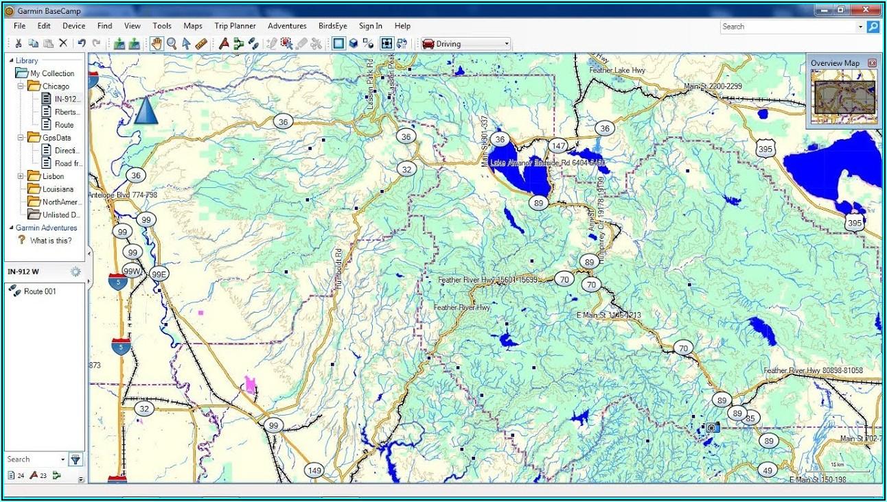 Free Garmin Compatible Topo Maps