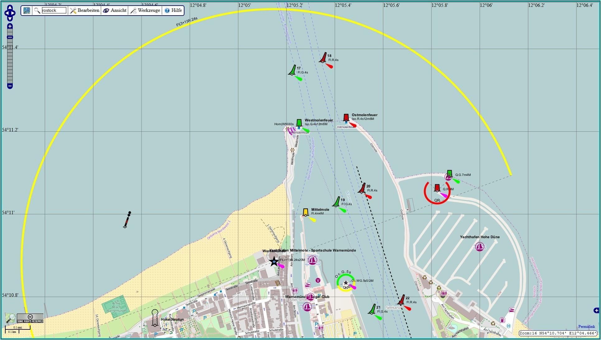 Free Nautical Gps Maps