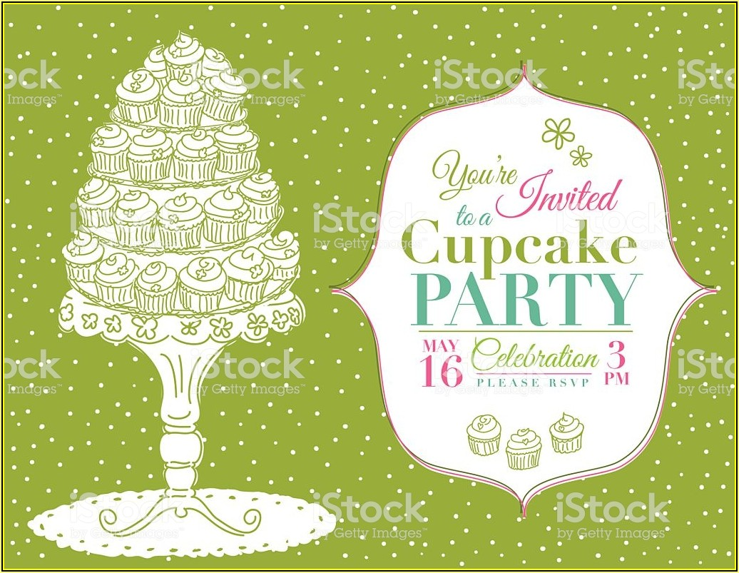 Free Tea Party Invitation Template Word