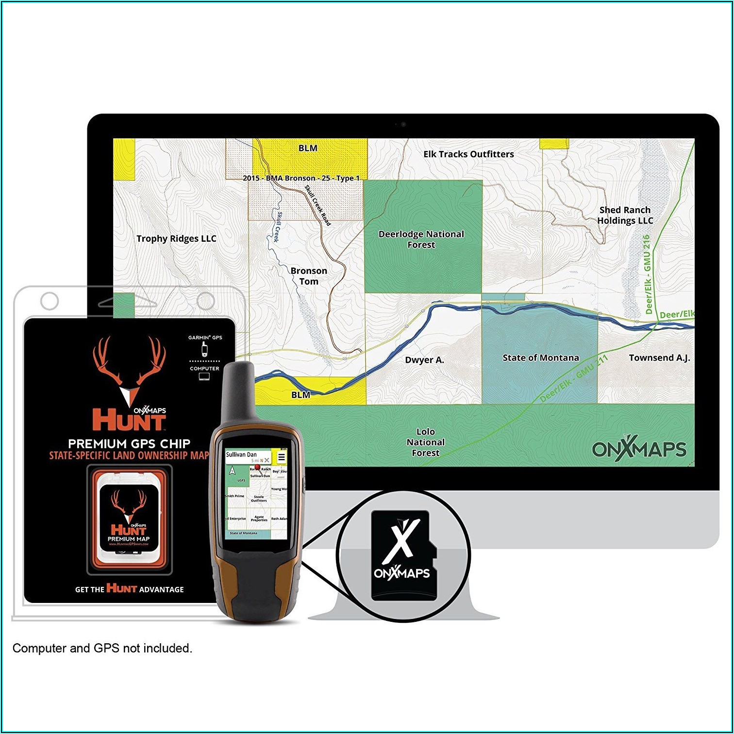 Free Topo Maps For Garmin Brand Gps Devices
