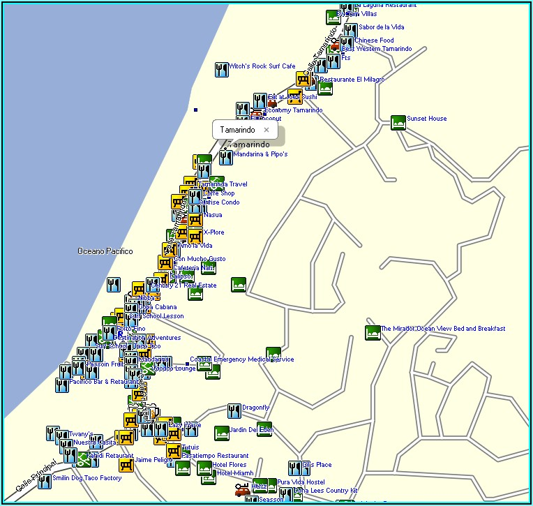 Garmin Costa Rica Map Download