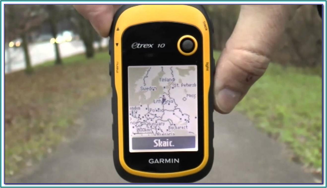 Garmin Etrex 10 Mapsource Download