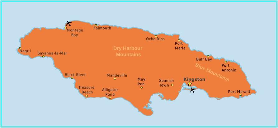 Garmin Jamaica Map Download