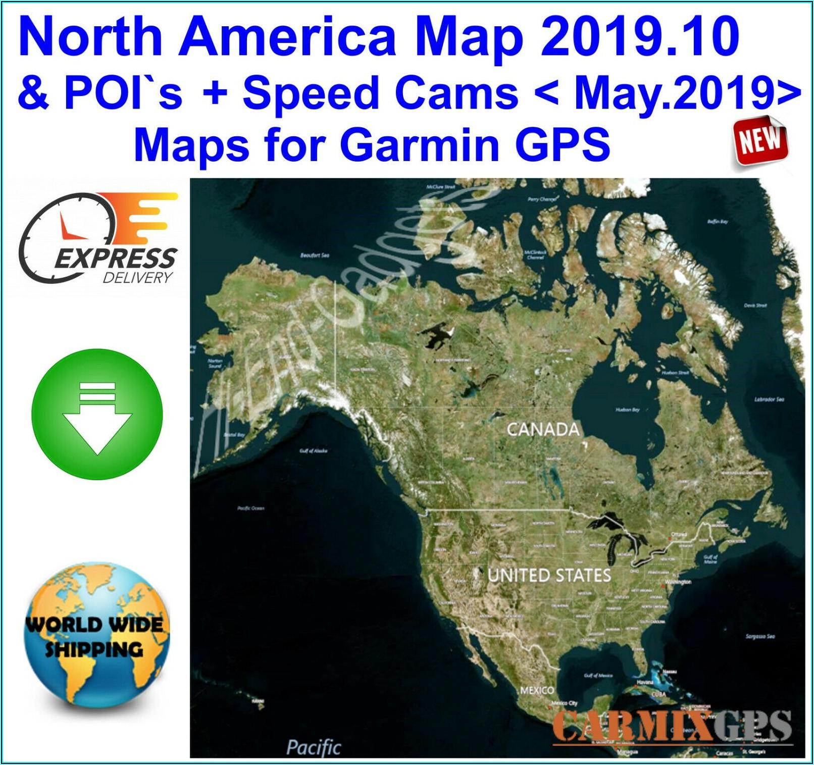 Garmin North America Maps Sd Card