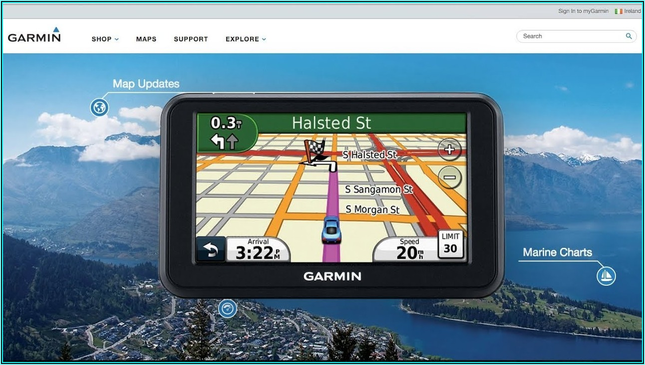 Garmin Nuvi 40 Map Update Free Download
