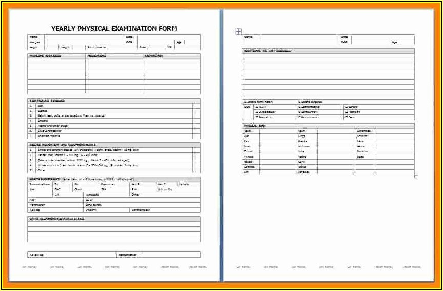 General Contractor Checklist Template