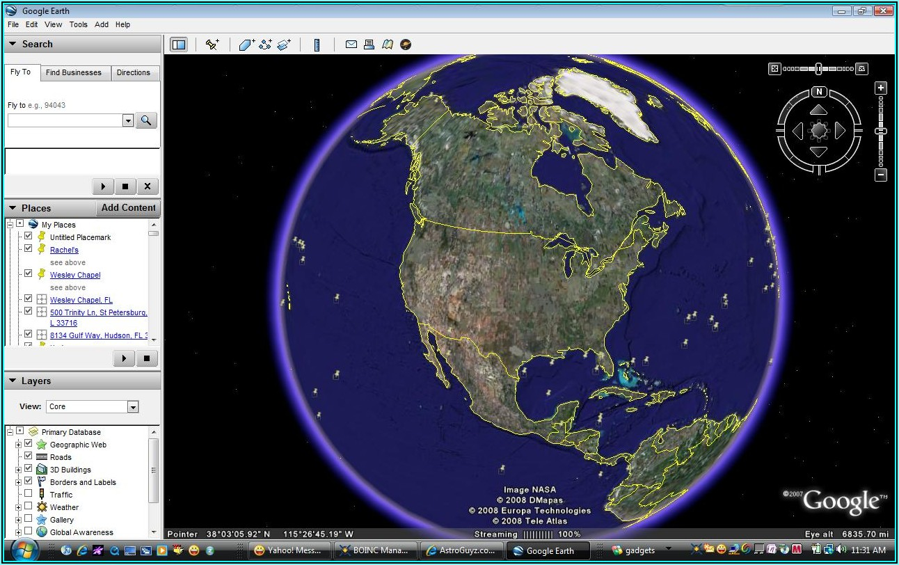 Gps Map Software Windows 10