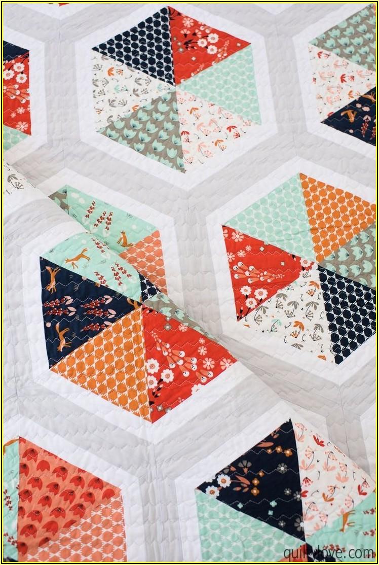 Hexagon Quilt Patterns