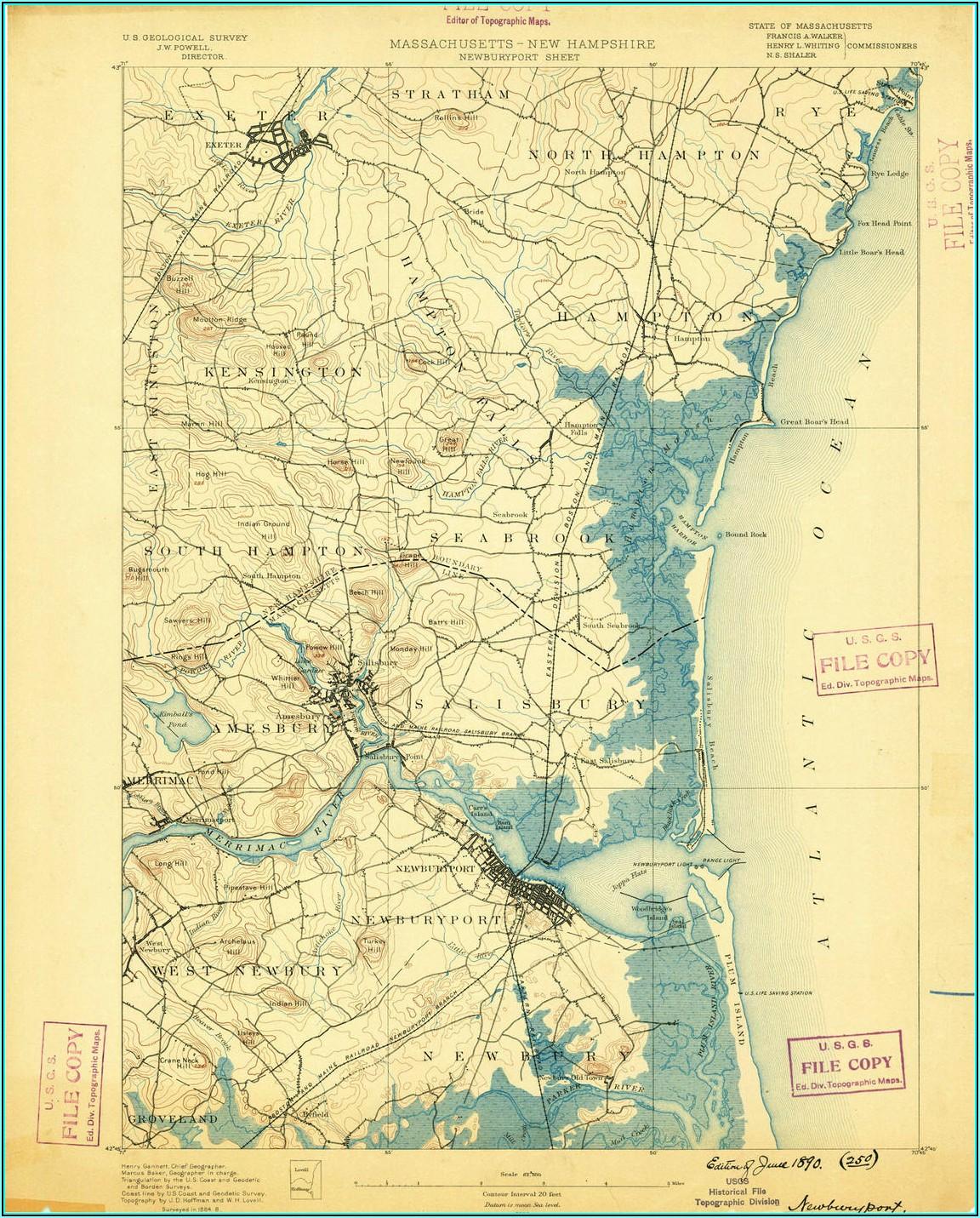 Historical Topo Maps Arizona