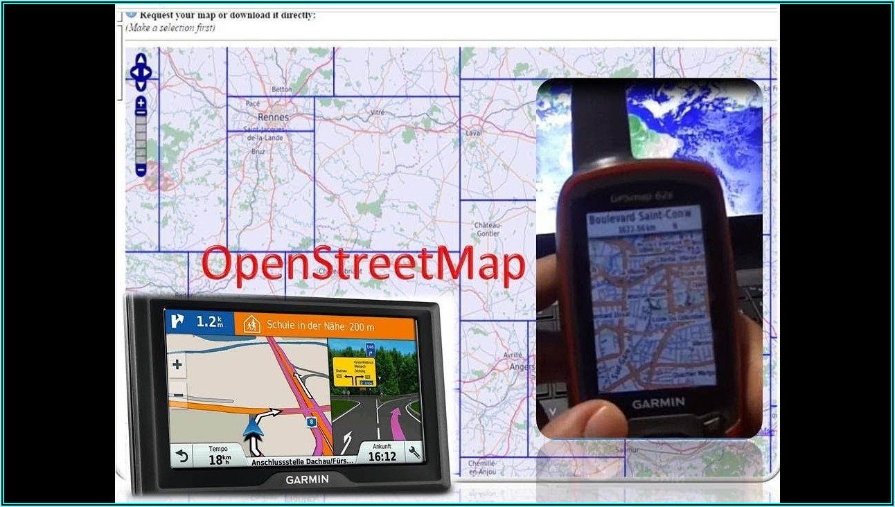 How To Get Free Topo Maps For Garmin Gps