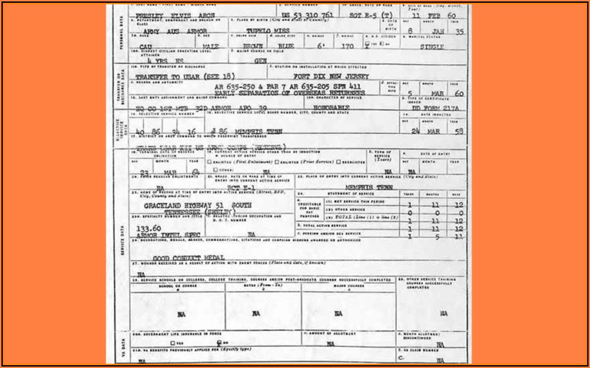 How To Obtain Dd214 Military Discharge Form