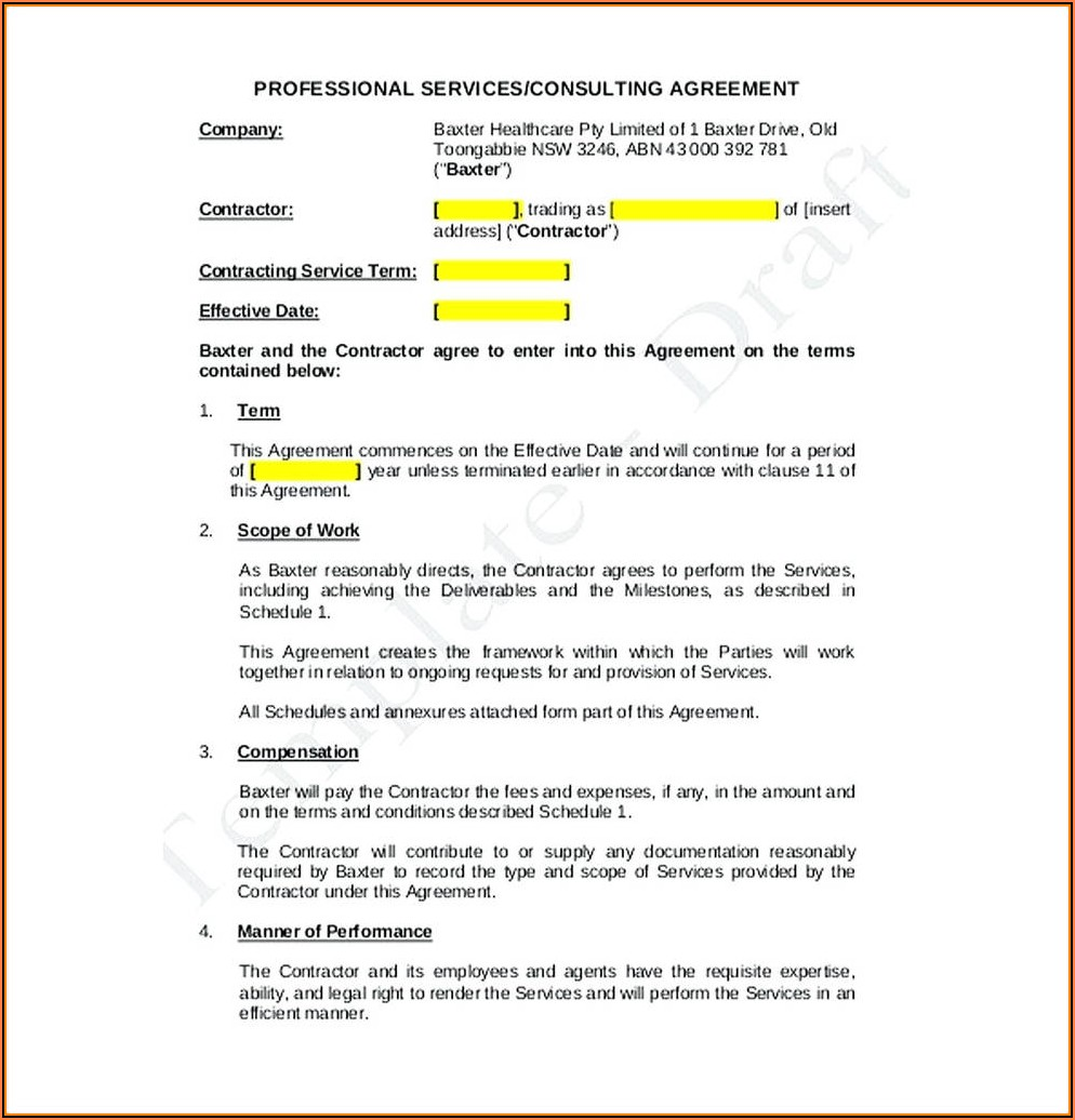Illinois Legal Separation Paperwork