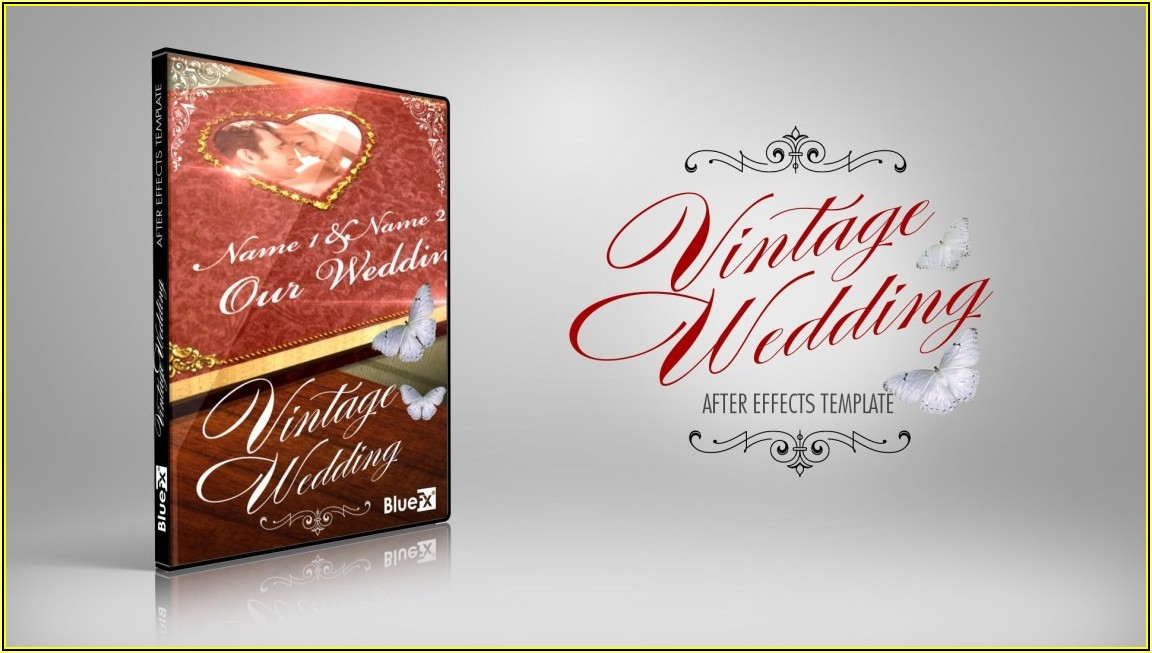 Indian Wedding Invitation Templates After Effects
