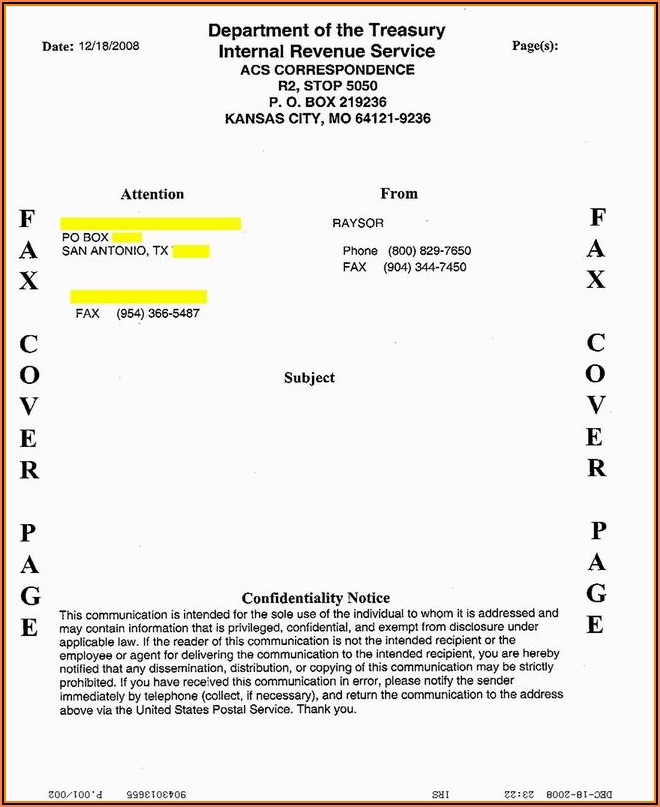 Irs Form To Stop Wage Garnishment