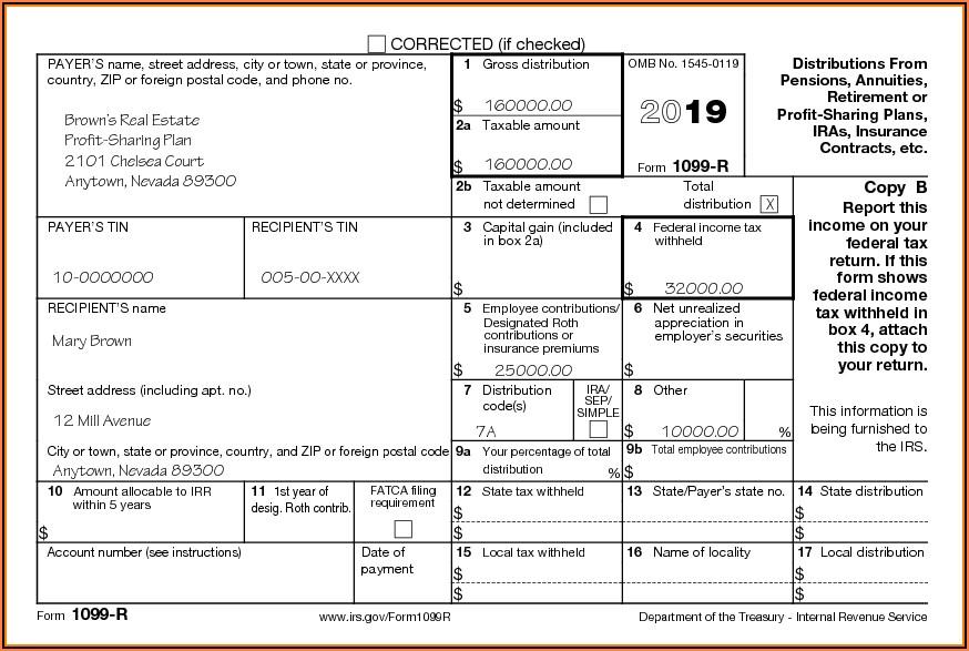 Irs.gov Form 1099 G