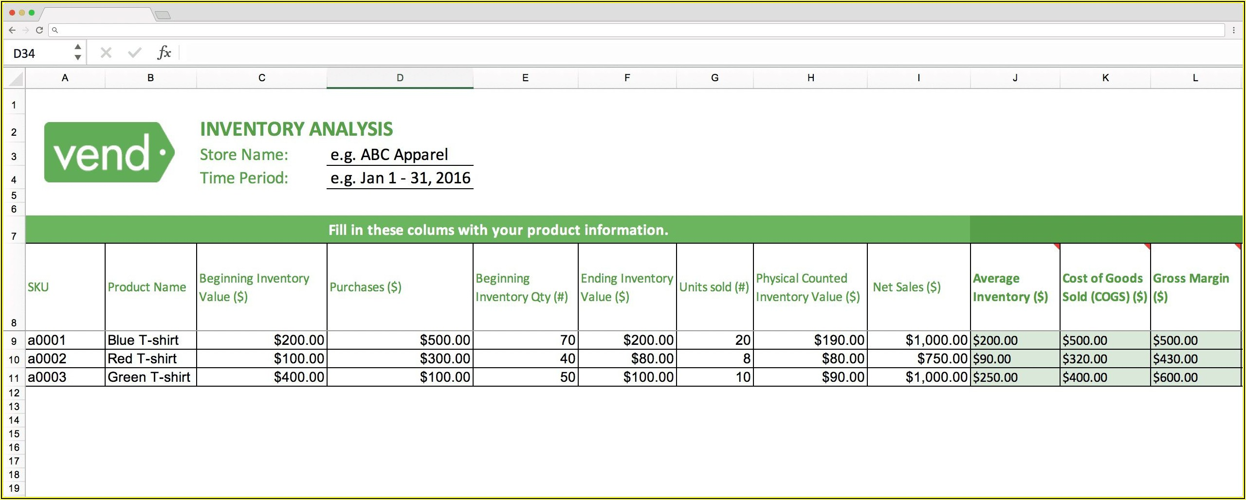 Legal Case Management Excel Template