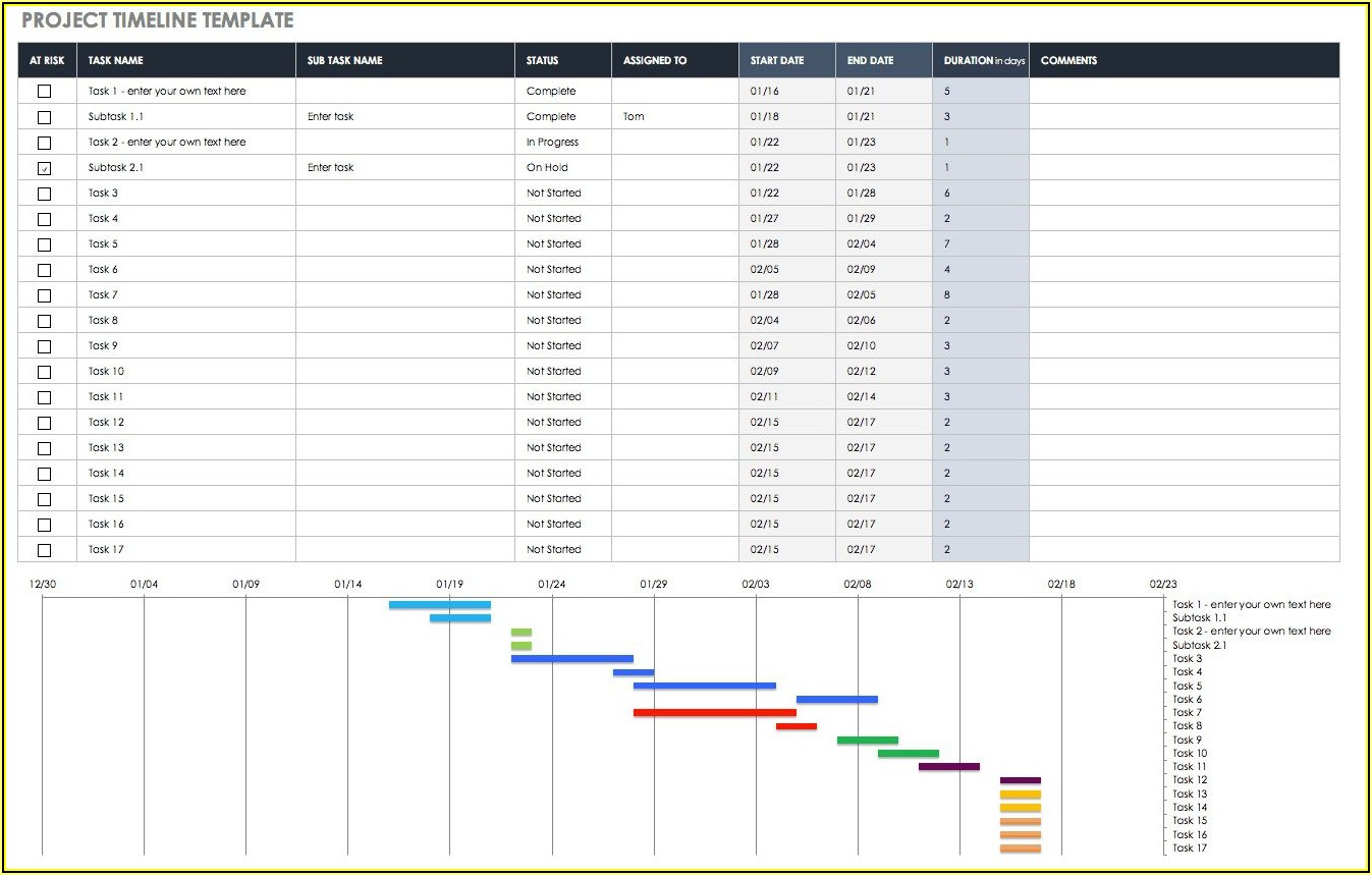 Legal Case Tracking Excel Template