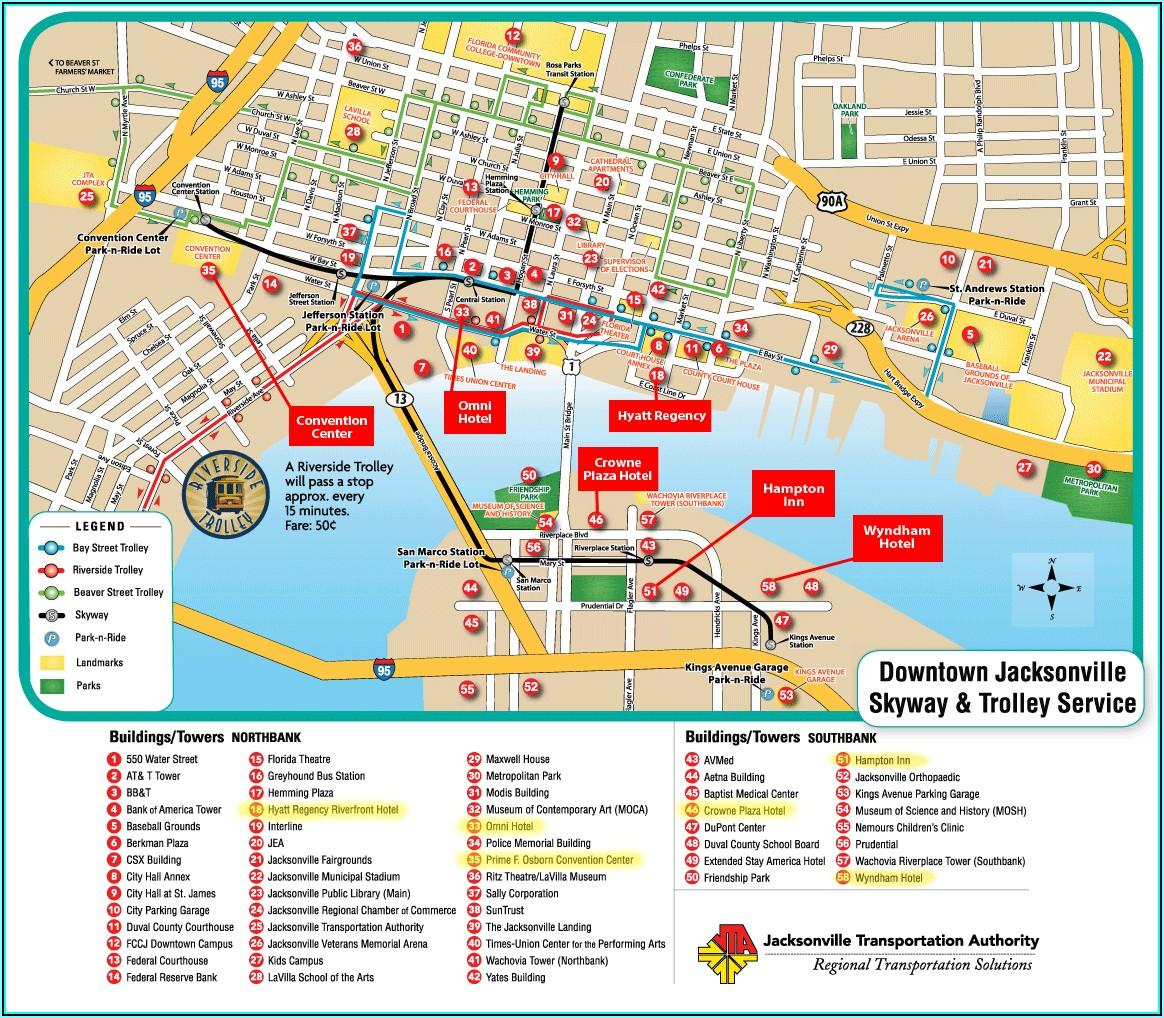 Map Of Hotels Near Nashville Tn