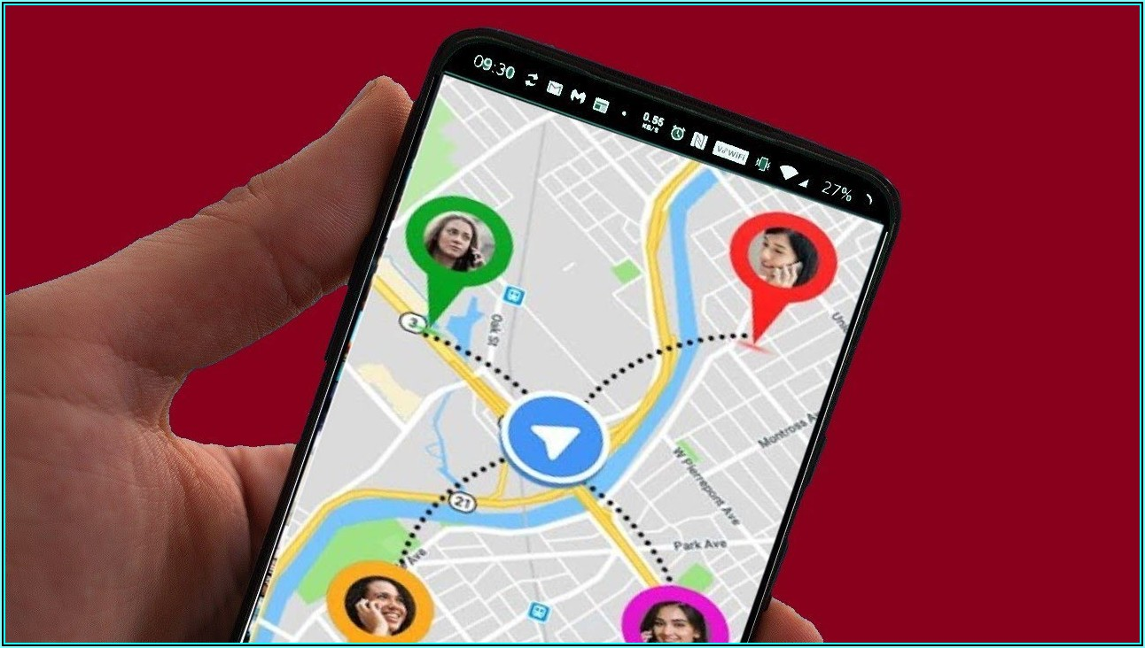 Mobile Phone Tracking With Google Maps