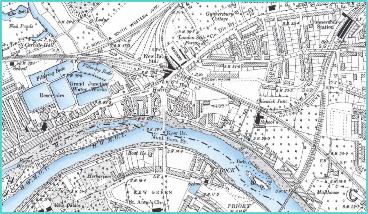 Old Ordnance Survey Maps Online Free