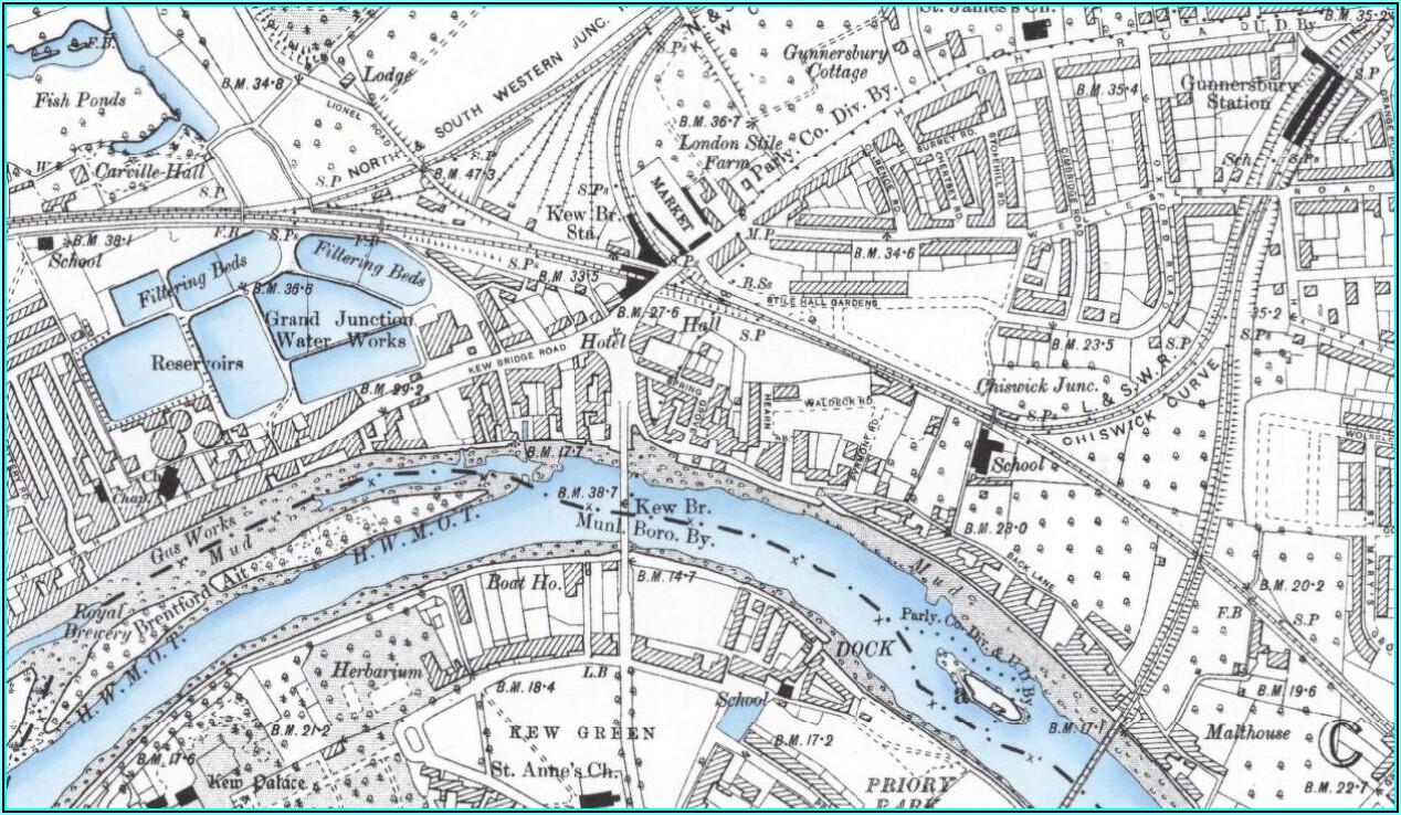 Old Ordnance Survey Maps Online Free