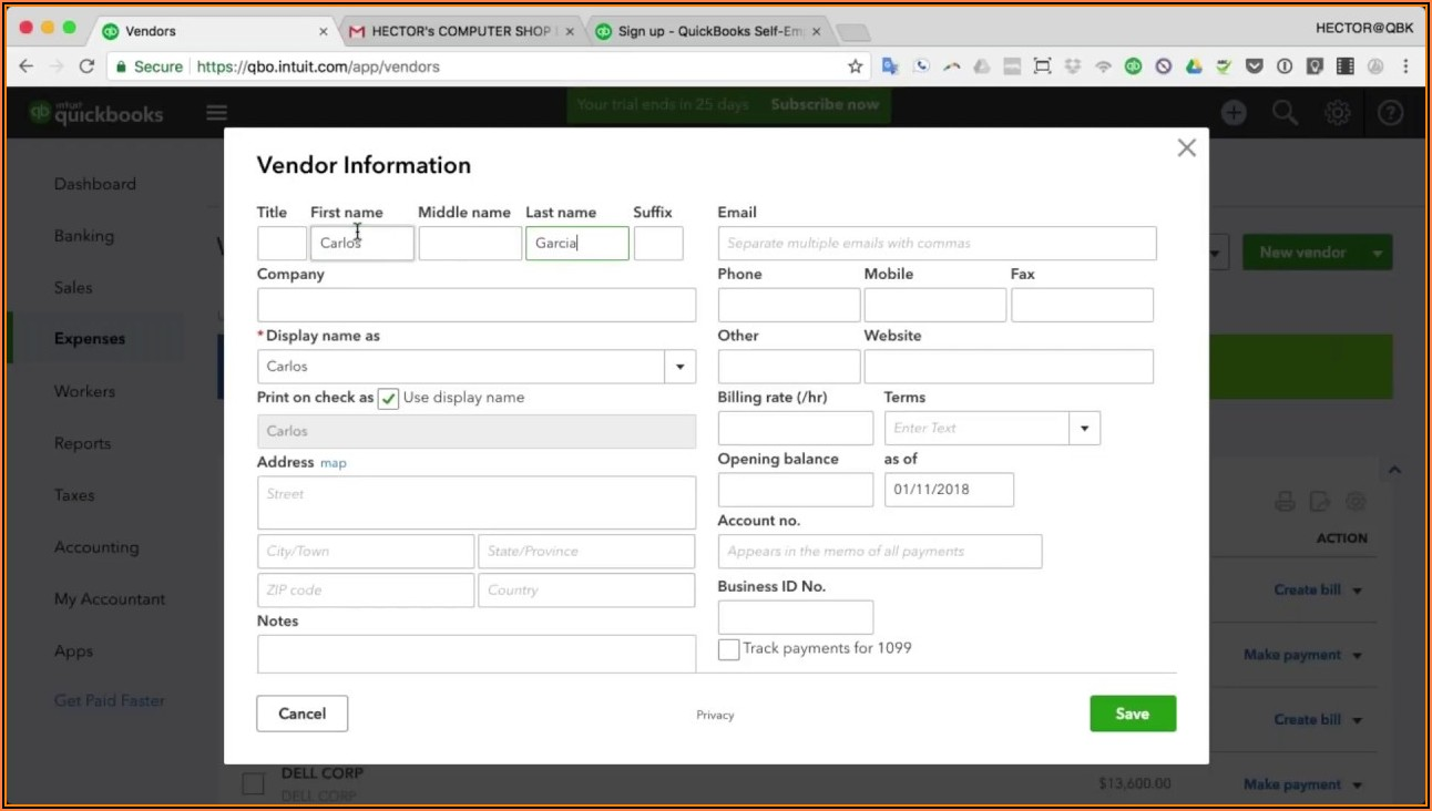 Print 1099 Forms In Quickbooks Desktop
