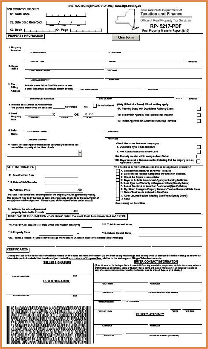 Printable Tax Forms 2017