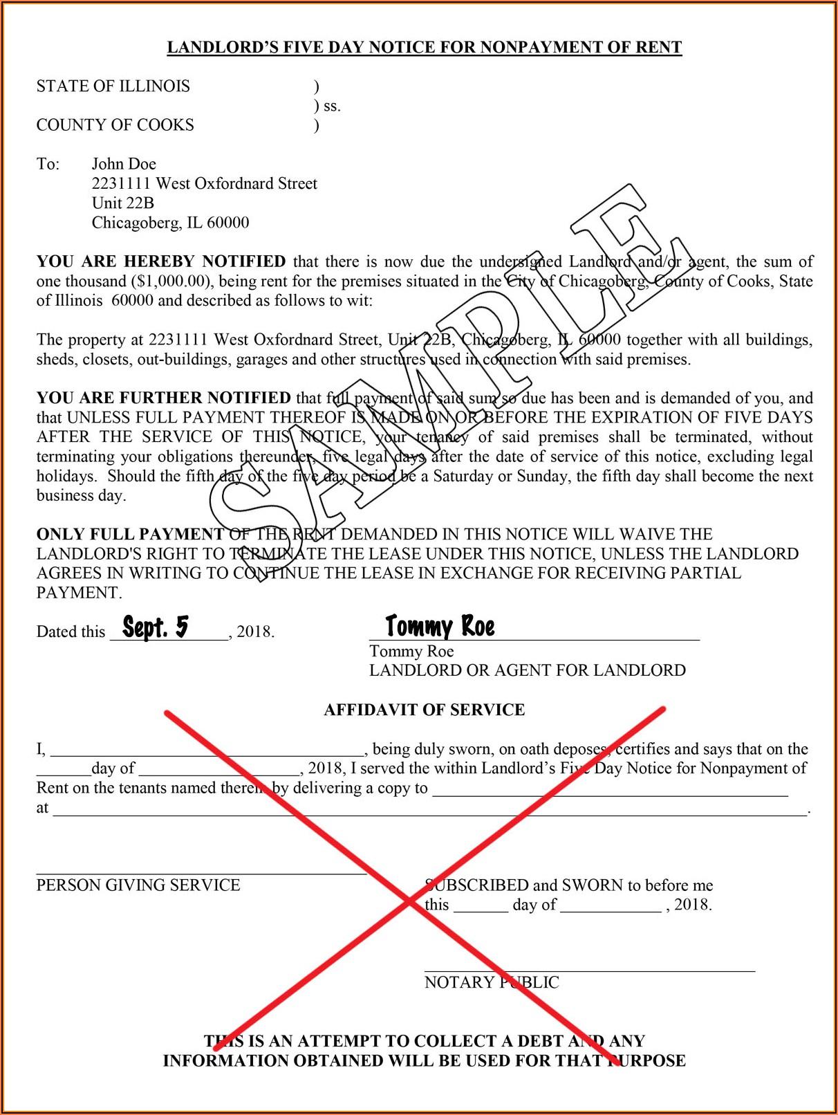 Quit Claim Deed Form Illinois Dupage