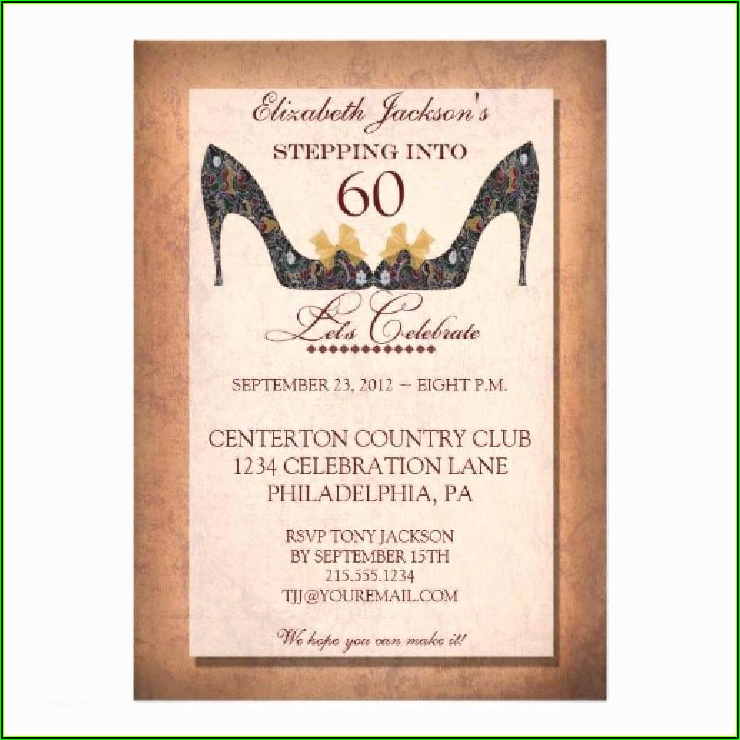 Surprise 50th Birthday Invitation Templates Free