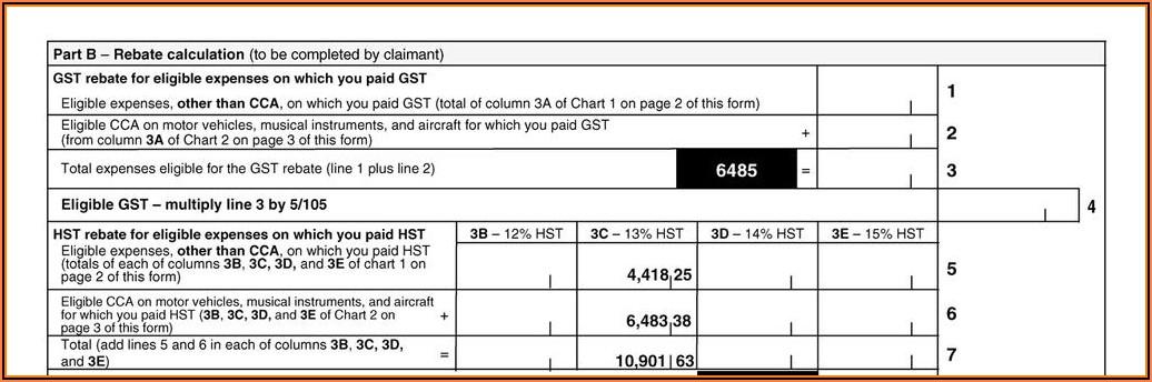 T2200 Car Allowance Form