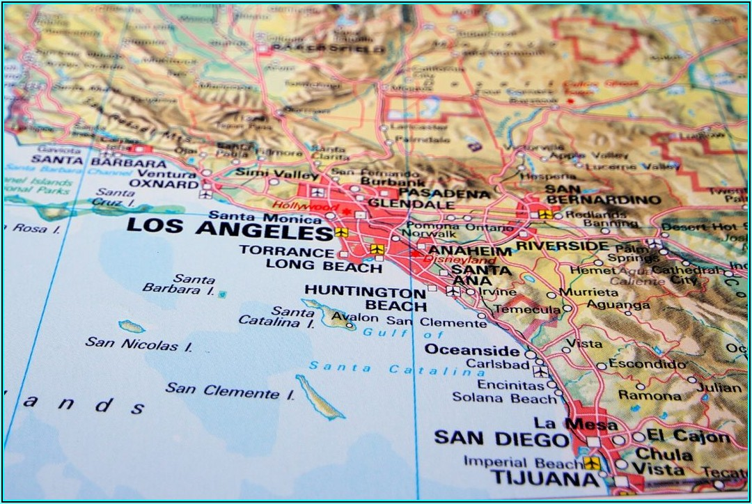 Thomas Brothers Map San Diego County Online