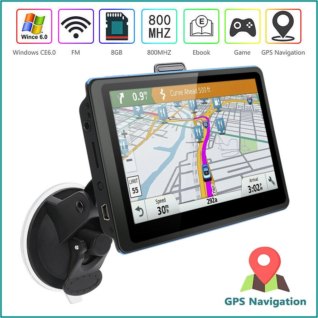 Tomtom Gps With European Maps