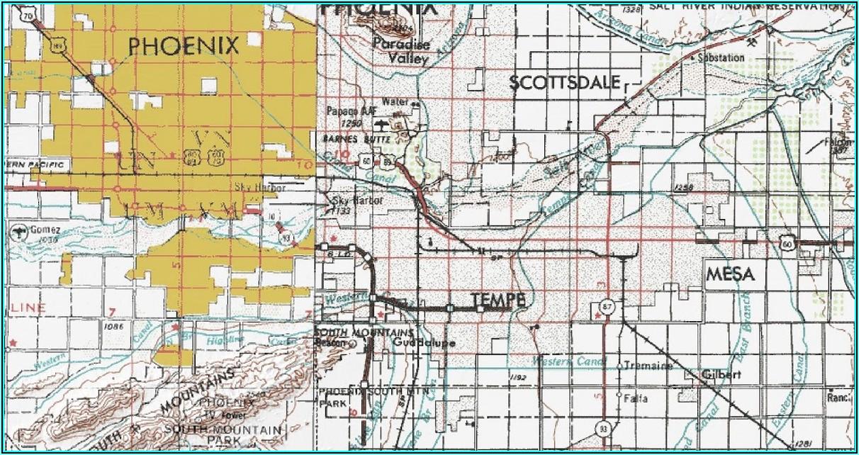 Topo Maps Arizona Free