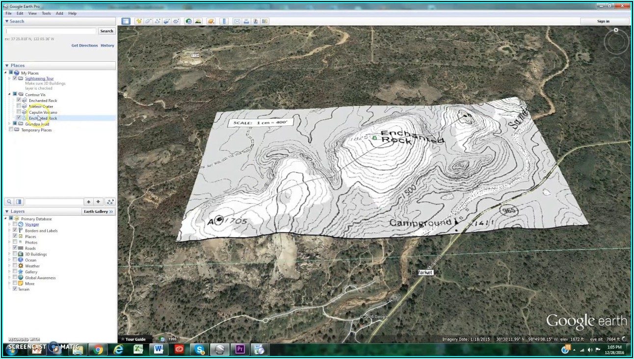 Topographic Mapping Software Free Download