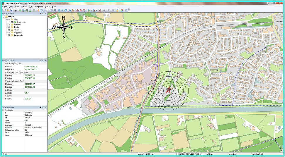 Topographic Mapping Software