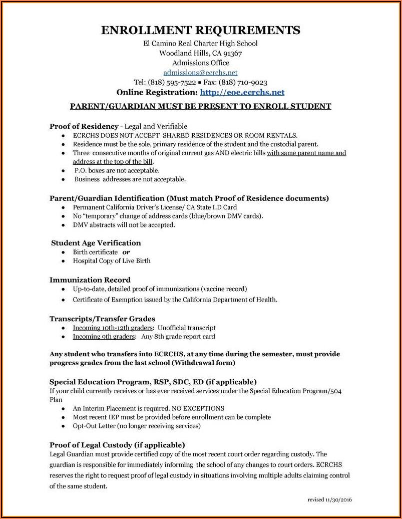 Transfer Of Legal Guardianship Form