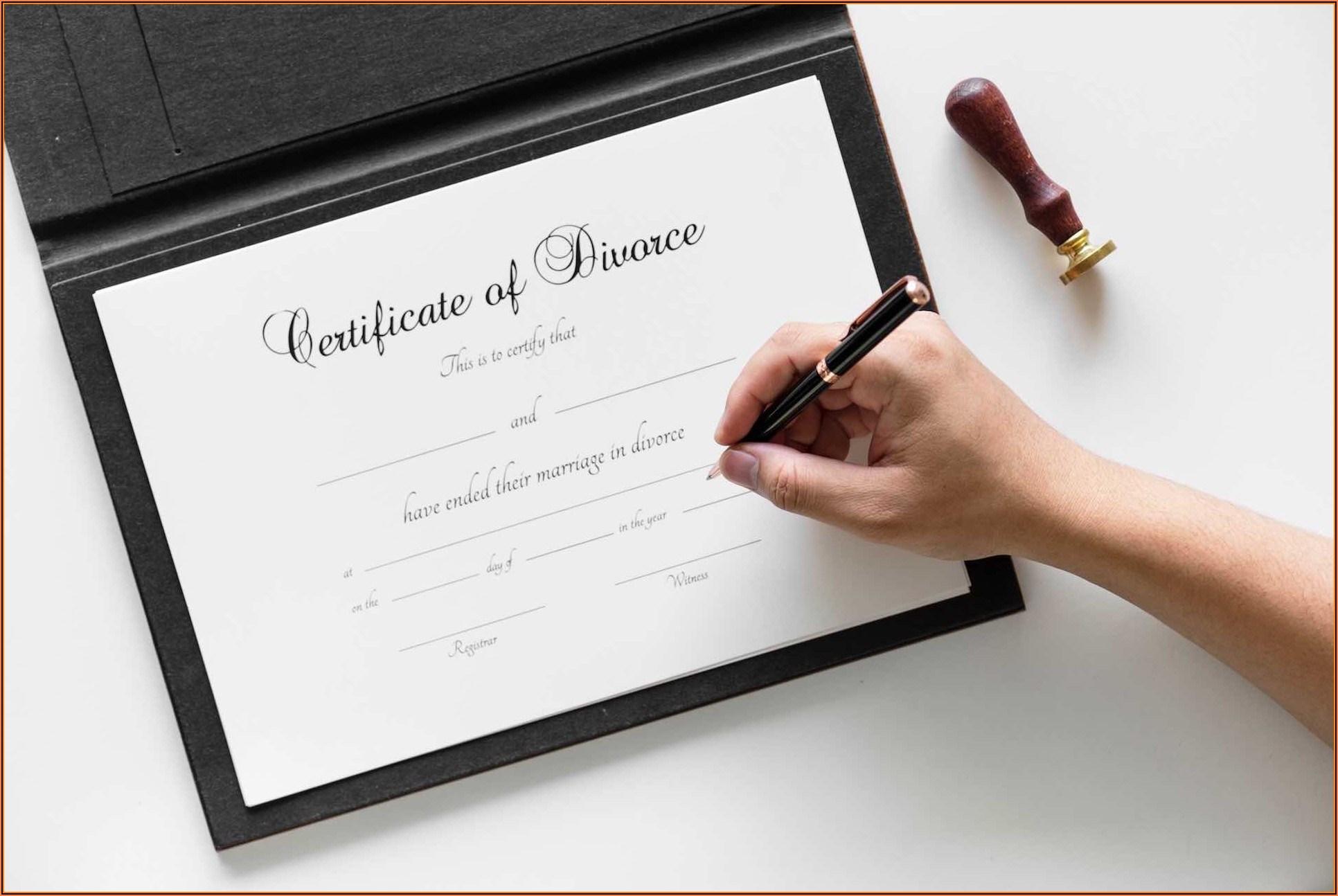 Uncontested Divorce Forms Texas