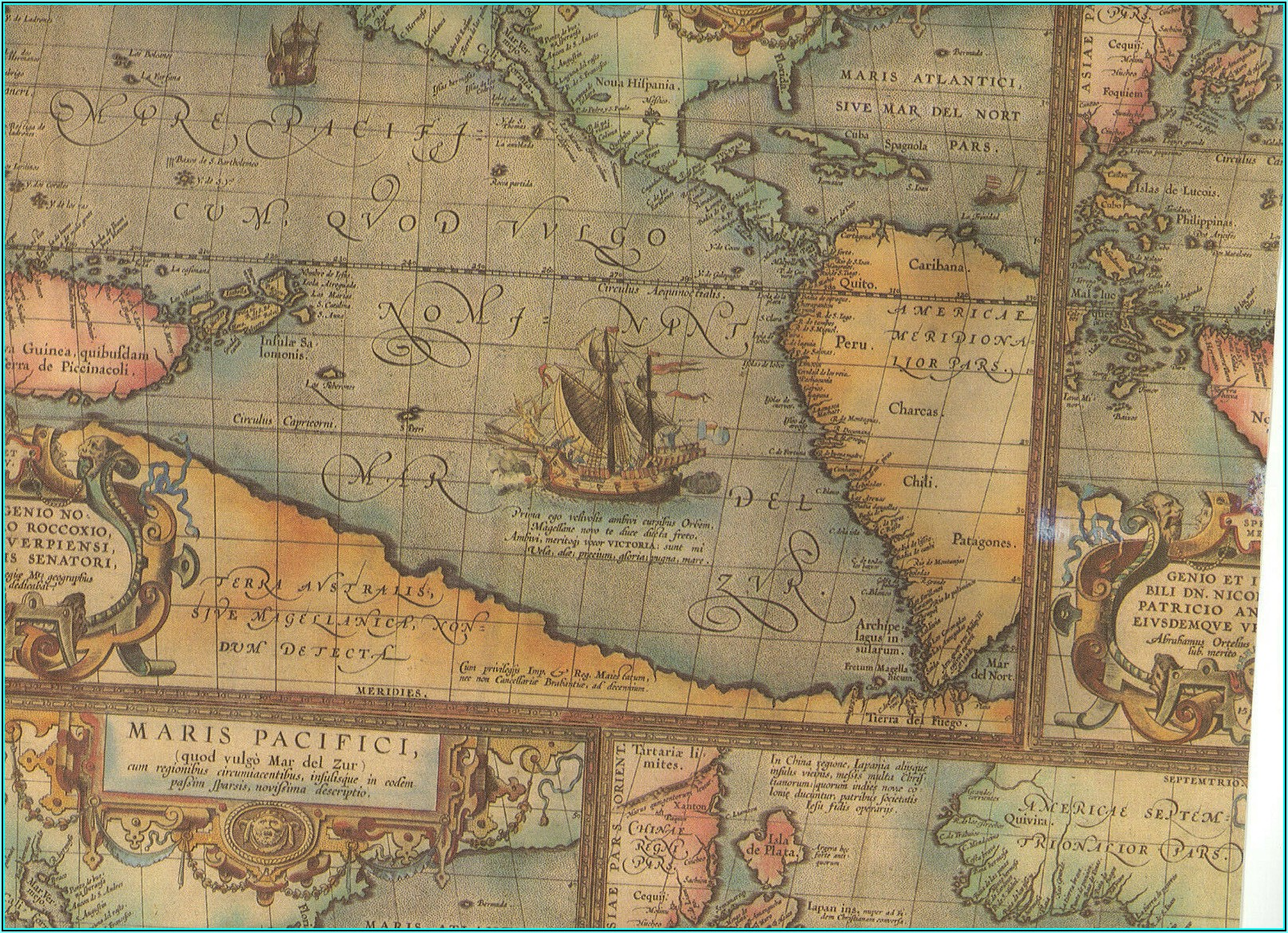 Where To Buy Old World Map Wrapping Paper