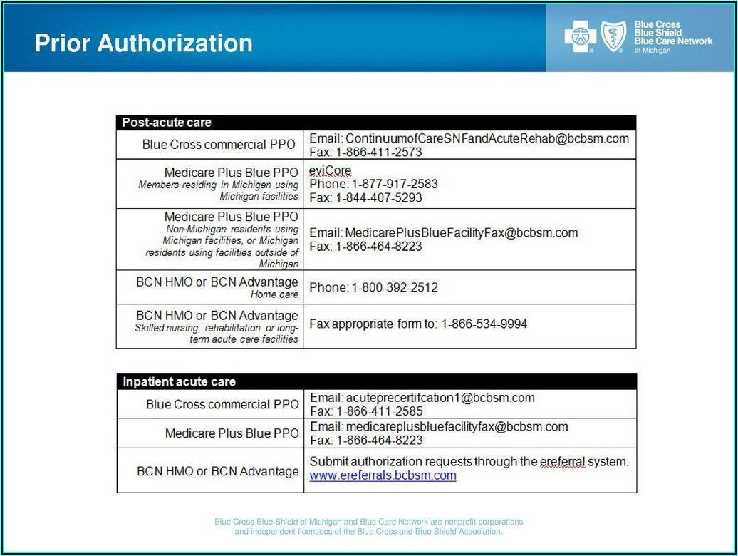 Aarp United Healthcare Prior Authorization Form