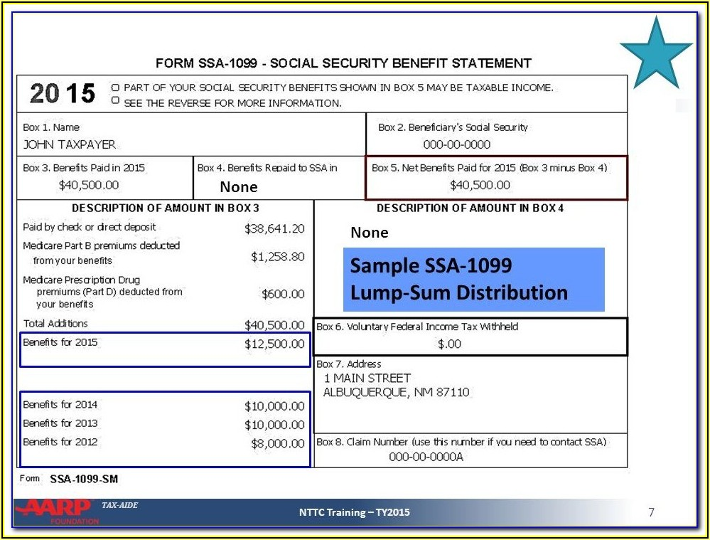 Can I Get My Ssa 1099 Form Online