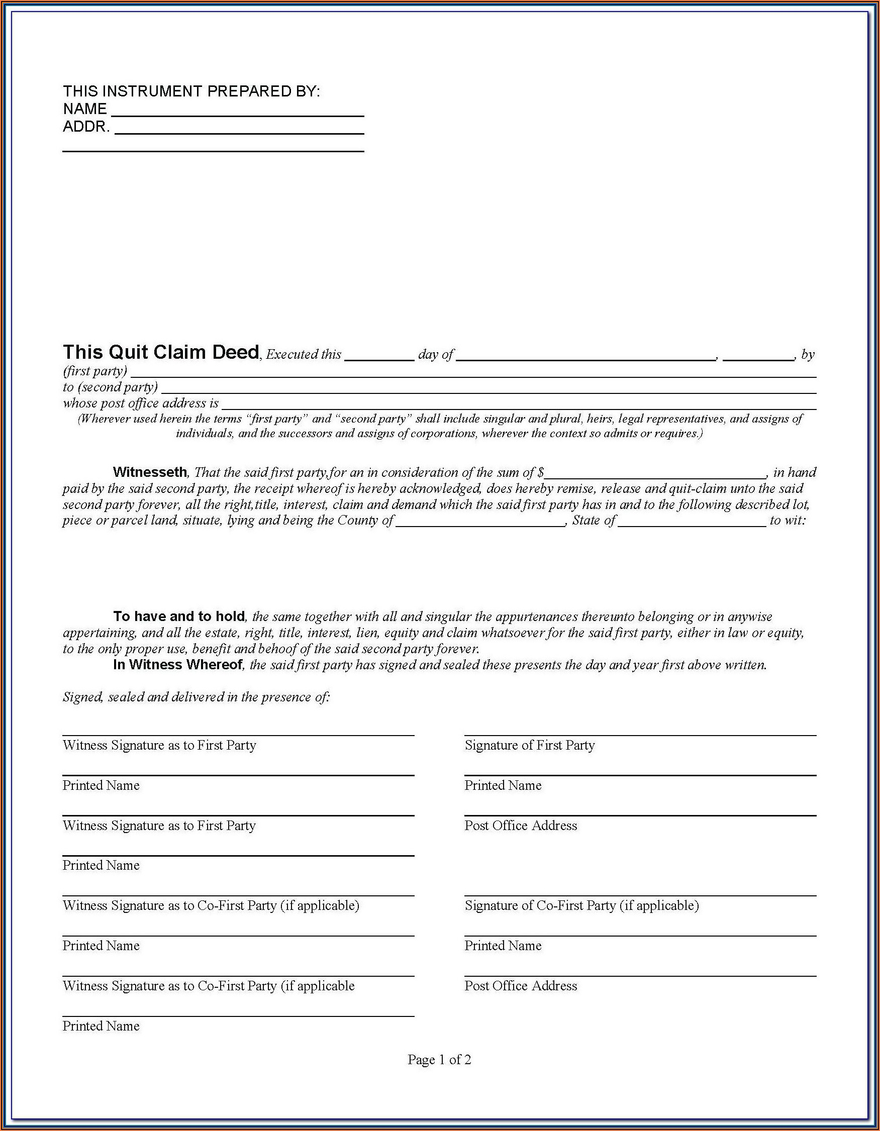 Cms 1500 Claim Form Example