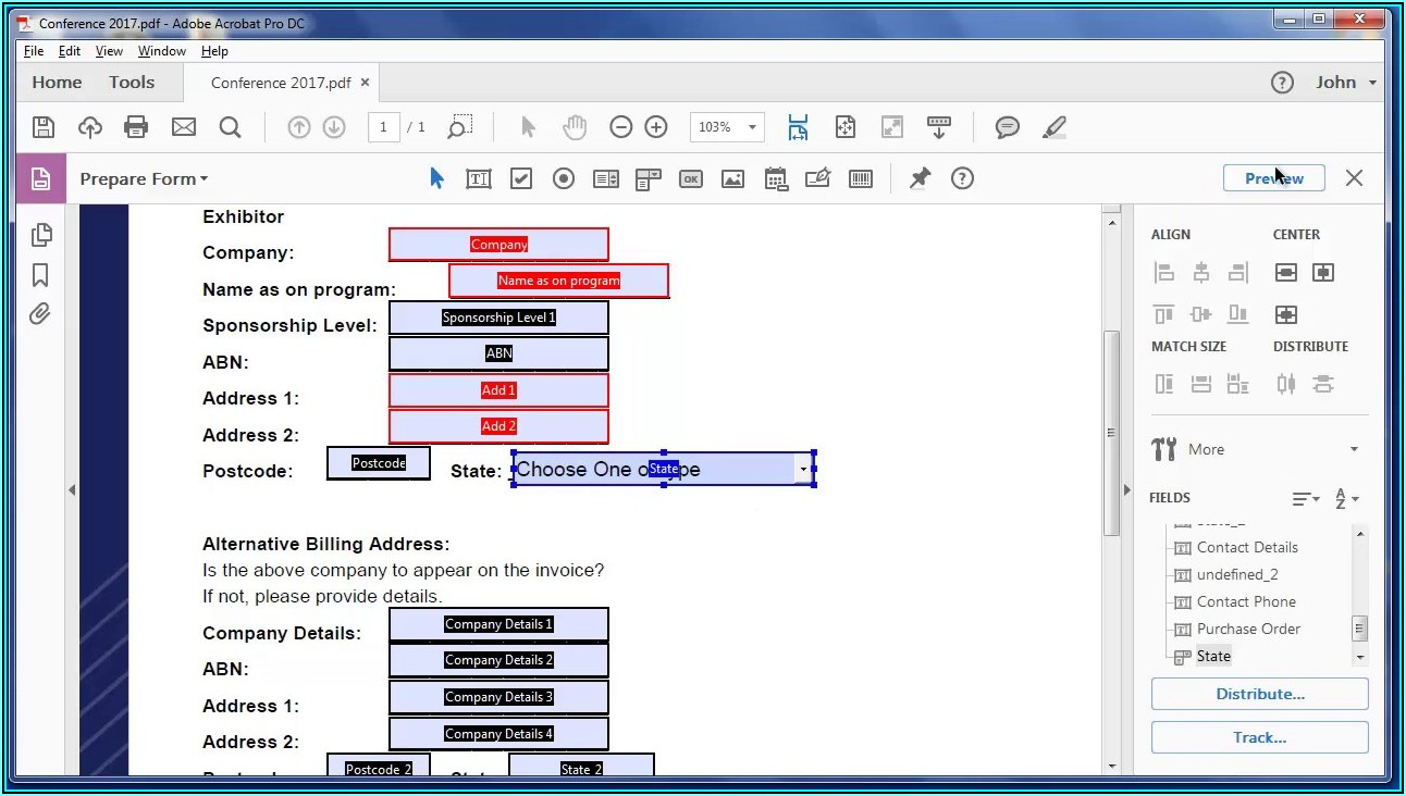Create Signable Pdf Forms