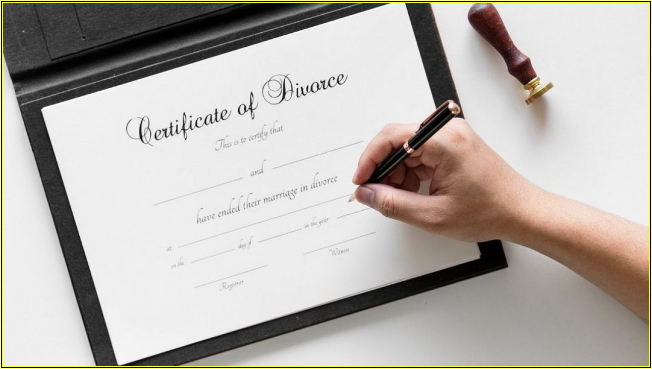 Dallas County Final Divorce Decree Form