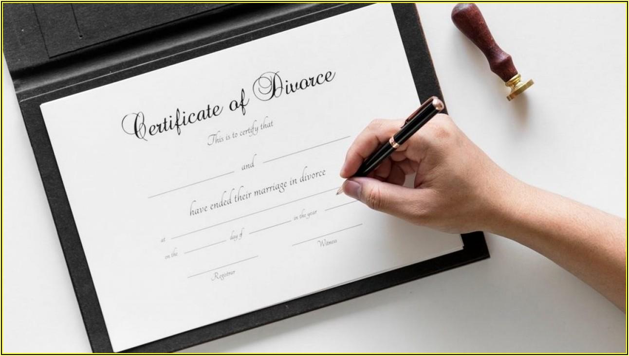 Dallas County Final Divorce Decree Form
