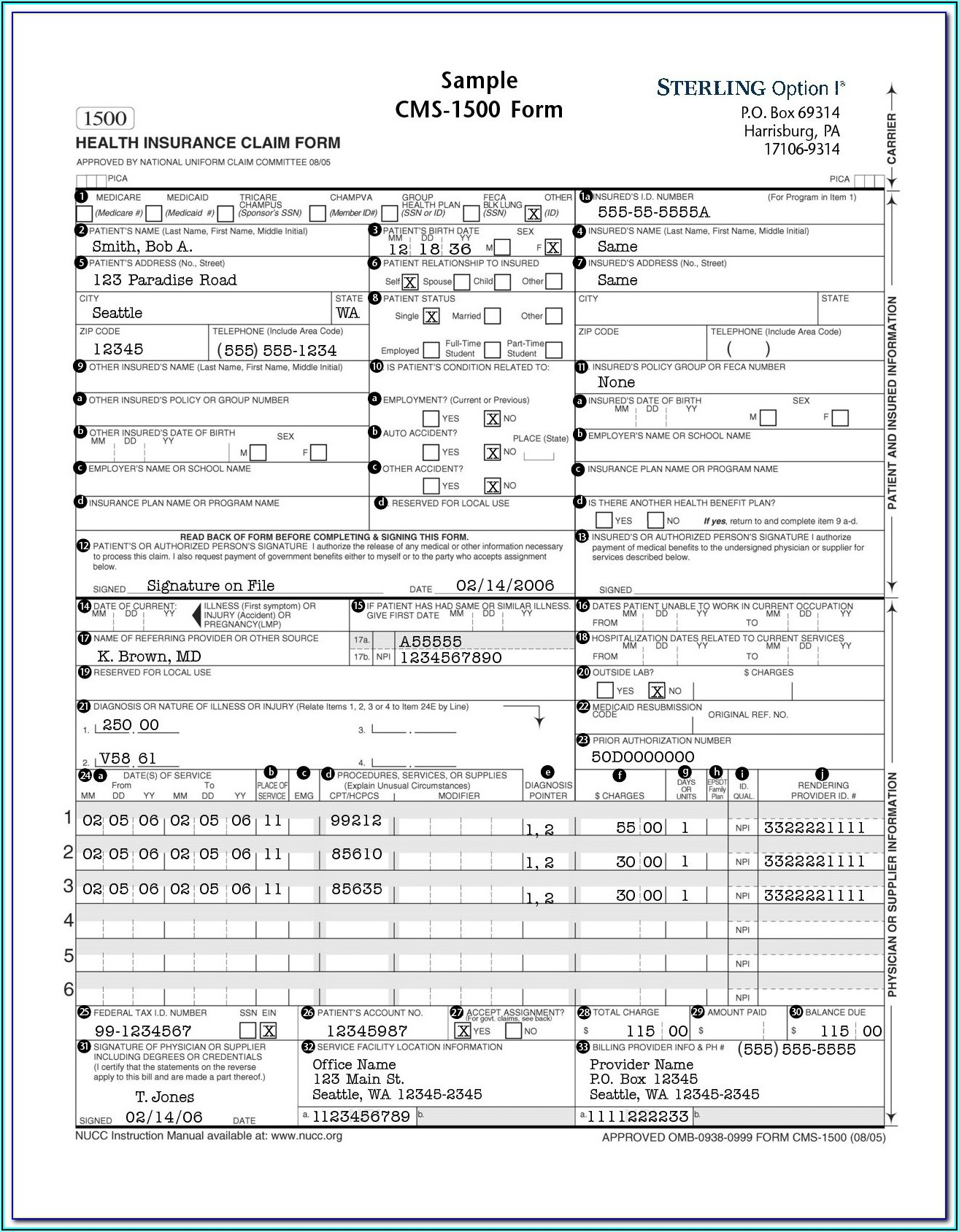 Health Insurance Marketplace Appeal Request Form