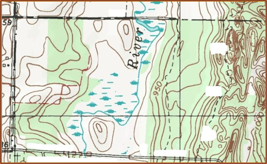 Hunting Topo Map