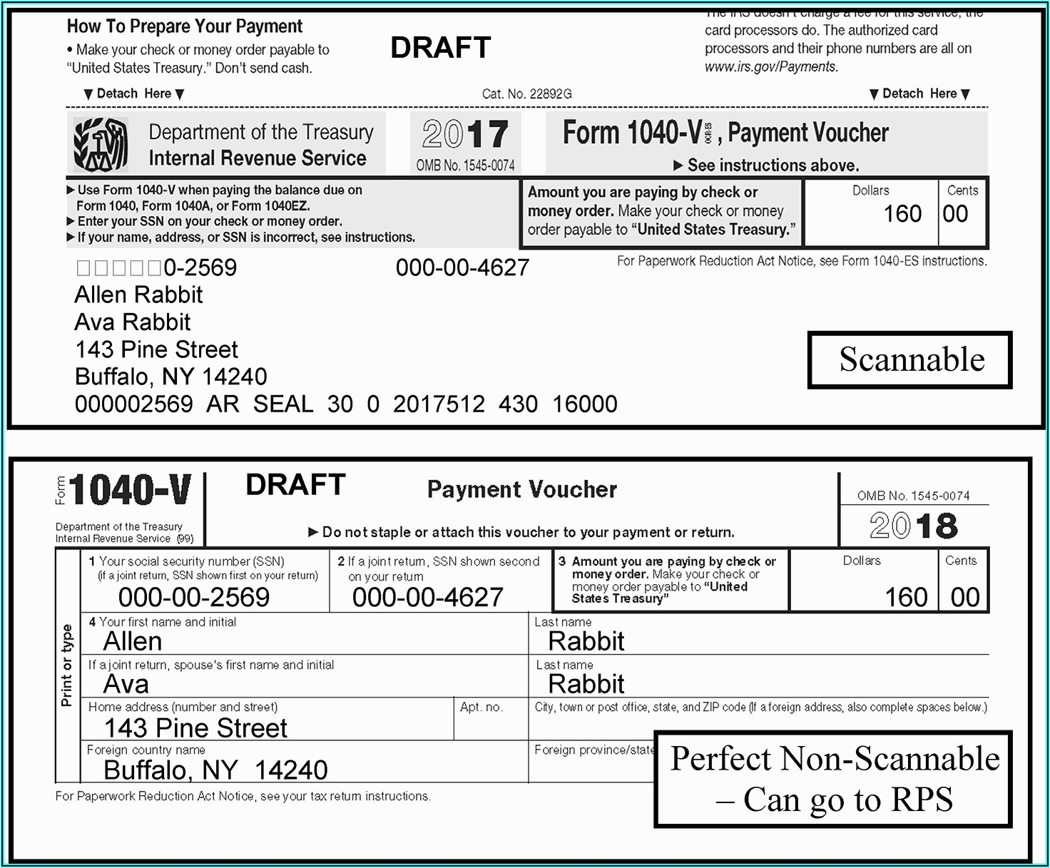 Internal Revenue Service Address For 1099 Forms